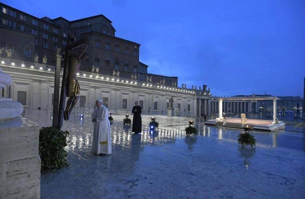 Papst Franziskus Urbi Et Orbi